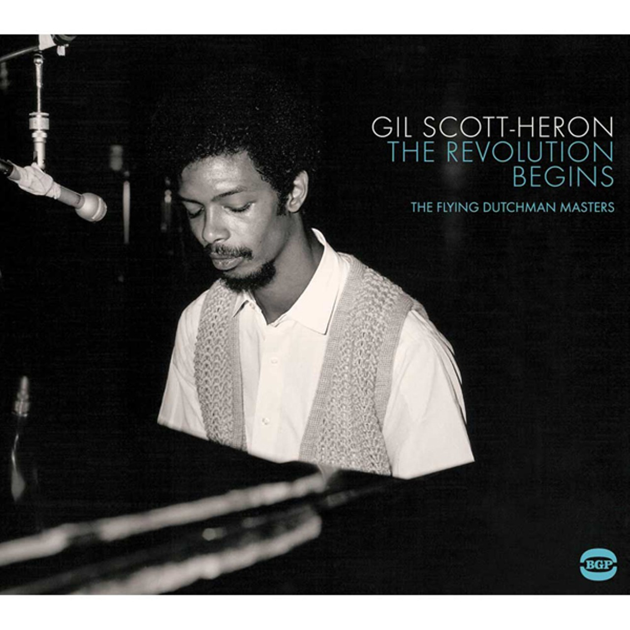 Gil Scott Heron the revolution begins