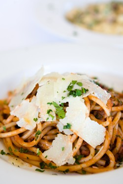"""Botto Bistro's owners would like customers to come for the food, not to bolster their """"Elite"""" status. - BOTTO BISTRO"""