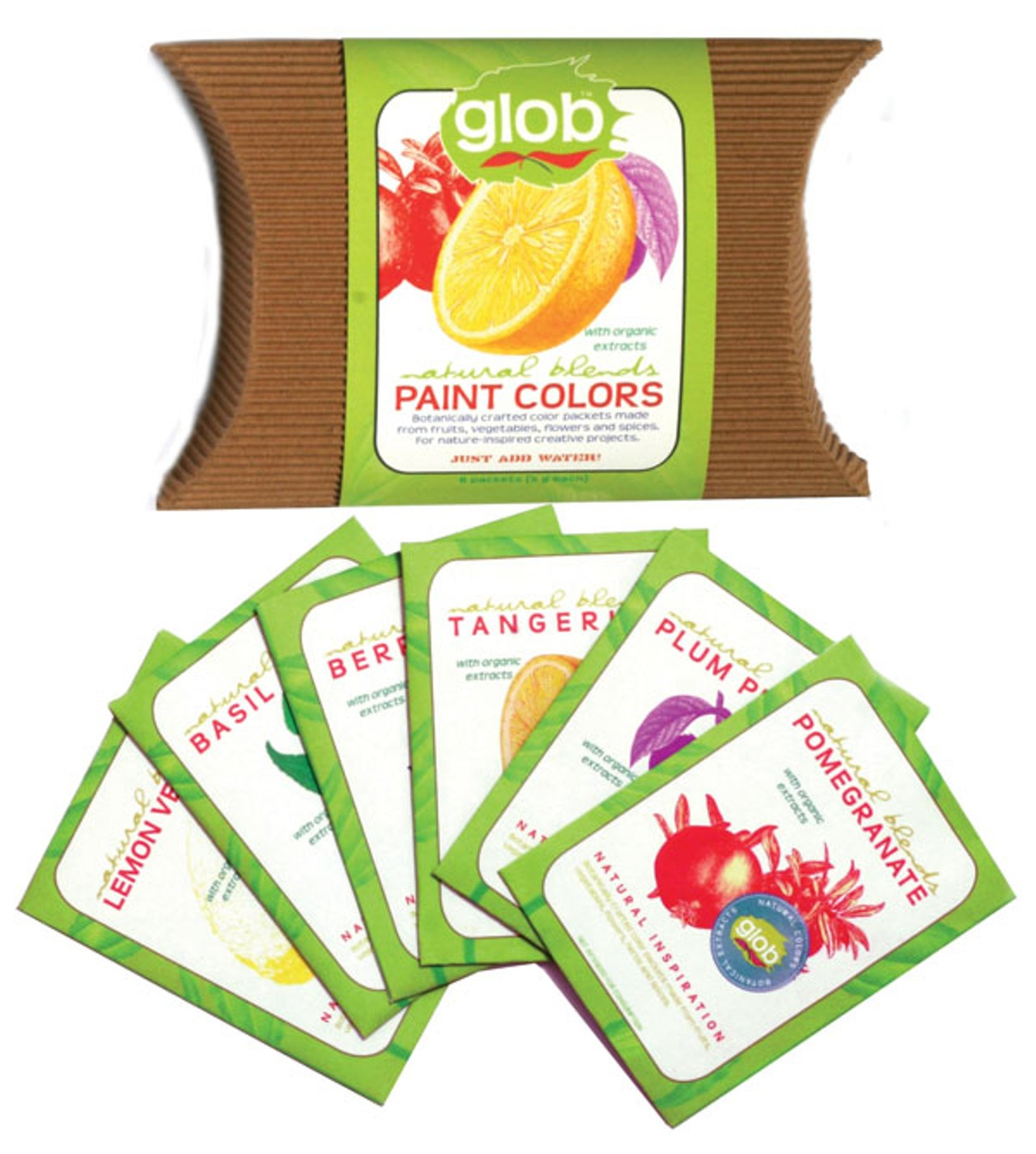 Glob Natural Paints Are Green Enough To Eat East Bay Express