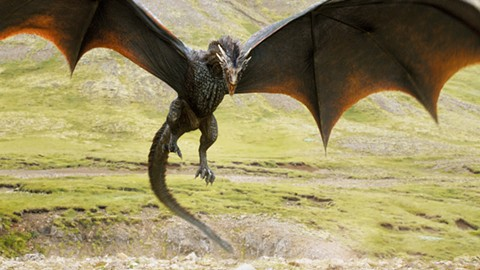 Go home dragon, you're drunk.