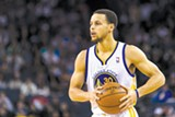 STEPHEN LOEWINSOHN/FILE PHOTO - Golden State has star guard Stephen Curry under contract until 2017.