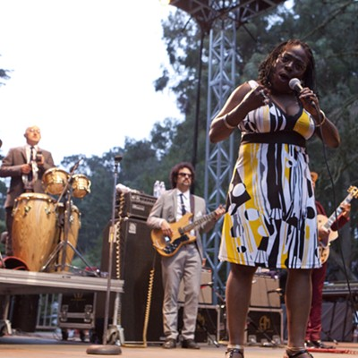 Photos: Hardly Strictly Bluegrass Festival