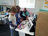 COURTESY OF HAYHACKERS - Hayhackers is focused on how the maker movement can improve childhood education.