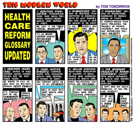Health Care Glossary Updated