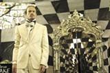 Heath Ledger in his final role: Tony in The Imaginarium of Doctor Parnassus.