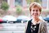 Helen Bean is Emeryville's economic development director.