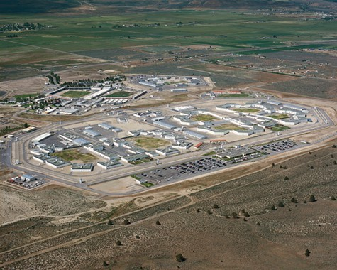 High Desert State Prison does race-based lockdowns.