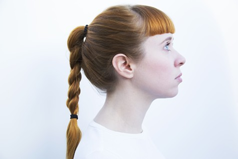 Holly Herndon will be playing at The Lab on Sunday.