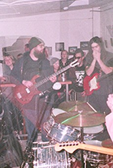 How the Pizza Punx Reinstated Santa Rosa Rock 'n' Roll