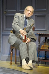 KEVINBERNE.COM - Ian McKellen plays the tramp beautifully.