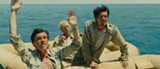 Jack O'Donnell (right) stars in Angelina Jolie's war drama Unbroken.