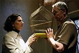 NINA HERLINA RICKER - Jan Zvaifler and Terry Lamb play awkward neighbors who rescue an injured sparrow.