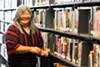 Jane Chisaki, director of the Alameda Free Public Library.