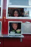 """Jeff and Zeva Williams are dedicated to """"getting coffee where coffee isn't"""" (via Facebook)."""