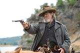 Jeff Bridges stars as Rooster Cogburn in True Grit.