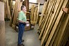 Jeff Hunt of EarthSource Forest Products.