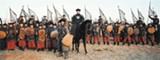 Jet Li stars as rebel general Pang Qingyun in The Warlords.