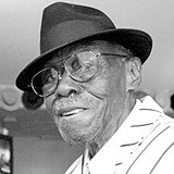 "Joe Willie ""Pinetop"" Perkins plays the Hayward Blues Festival this weekend."
