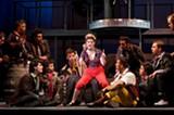 LARRY ABEL - Jon Tracy's Pirates of Penzance: where Hot Topic meets Gilbert and Sullivan.