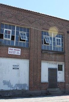 Jonah Hendrickson says the building has challenges.