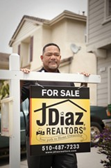 CHRIS DUFFEY - Jose Diaz has seen his short-sale business explode in the past few years.