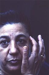 Juana la del Pipa - in Gypsy Caravan.