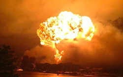 The oil-by-rail explosion in Quebec last year killed 47 people.