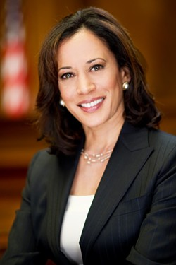 AG Harris called cannabis legalization 'inevitable', but said California must keep 'vulnerable people safe' from it. - STATE OF CALIFORNIA