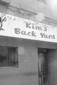 Kim's mixed drinks must be among the strongest in Oakland.