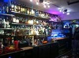 ELLEN CUSHING - Kip's has an impressive liquor selection.