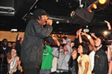 ERIC K. ARNOLD - Knowledge reigns supreme over nearly everyone: KRS-One.