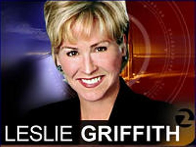 Ktvu S Leslie Griffith On Her Way To Elaine Corral S Rest