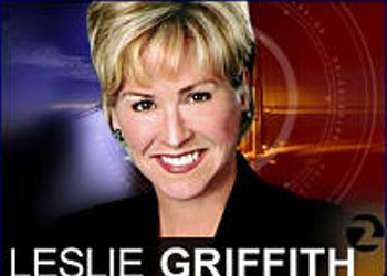 KTVU's Leslie Griffith on Her Way to Elaine Corral's Rest Home?