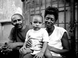 """""""La Familia Santa"""" (The Holy Family) by Michael Johnson."""