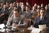 Leonardo DiCaprio stars as J. Edgar Hoover in J. Edgar.