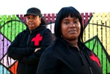 SARA LAFLEUR-VETTER - Lesley Phillips and Sharena Thomas founded The People's Community Medics last year.