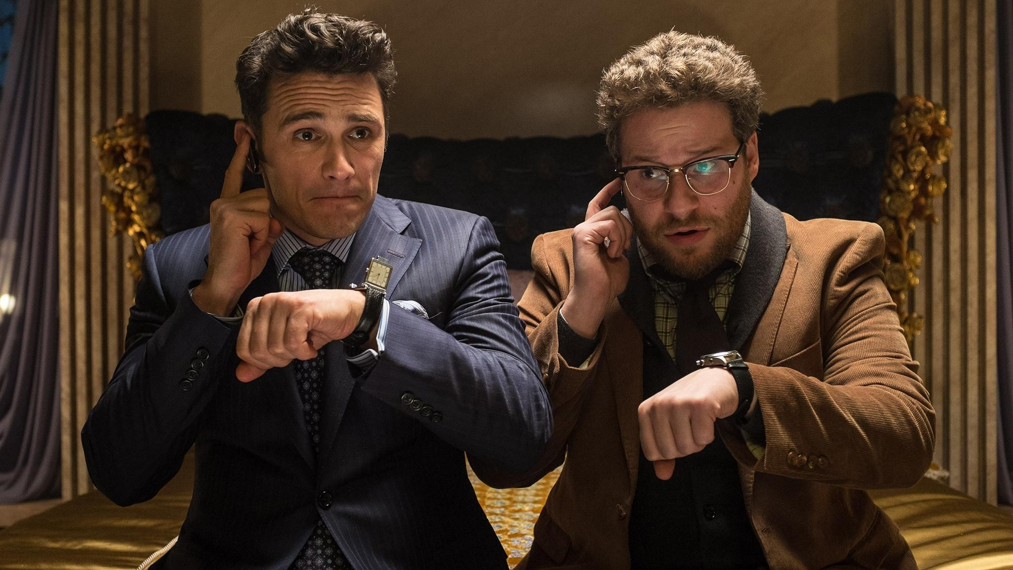 Seth Rogan Christmas.East Bay Indie Theaters Will Screen The Interview On