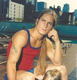 Little Joe captures Joe Dallesandro as Andy Warhol's ambivalent masturbatory icon.