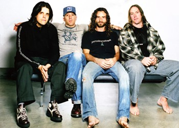 Live Review: Tool and Failure at the Bill Graham Civic Auditorium, 3/12