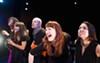 Living Arts Playback Theatre Ensemble.