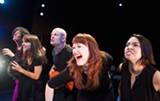 ANITA SAGÁSTEGUI - Living Arts Playback Theatre Ensemble.