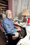 Lloyd Morgan, a self-made radio-frequency expert, believes he almost died from exposure to electromagnetic fields.