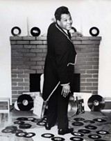 "Lord Luther McDaniels penned the doo-wop classic ""W-P-L-J."""