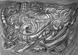 """Machine of Endless Sacrifice 1"" by Scott Hove."