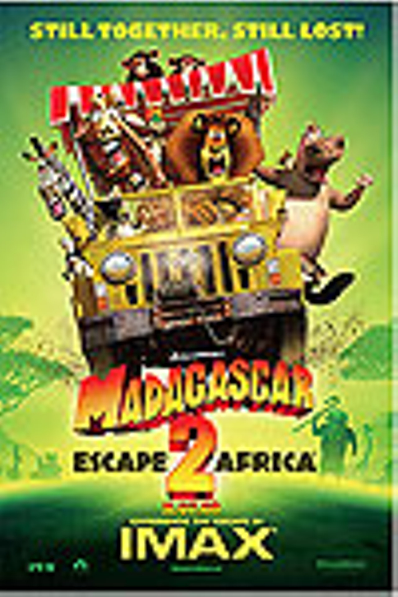 Madagascar: Escape 2 Africa: The IMAX Experience   East Bay