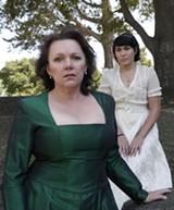 Marie Plette and Nikola Printz will perform in West Edge Opera's Vanessa.