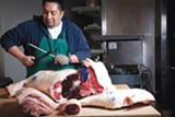 "LORI EANES - Marin Sun Farms' ""meat club"" gives customers endless options."
