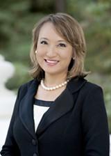 Mary Hayashi.