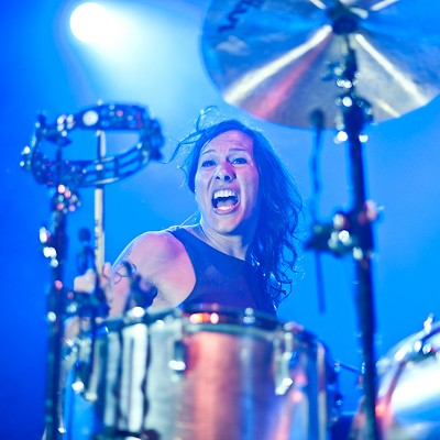 Matt and Kim at the Fox