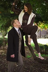 MELISSA NIGRO - Matt Davis and Becky Doyle.